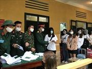 Dịch COVID-19: 166 công dân hoàn thành thời gian cách ly y tế tại Thanh Hóa
