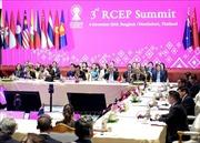 Các nước cam kết ký RCEP trong năm nay