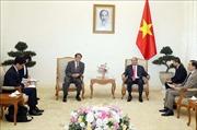 Thủ tướng: Việt Nam sẵn sàng hợp tác với Nhật Bản phòng, chống dịch COVID-19