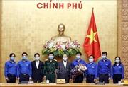Thủ tướng: Huy động tuổi trẻ cả nước xung kích phòng, chống dịch COVID-19