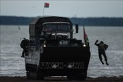 Belarus tập trận quy mô lớn đáp trả NATO