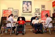 Ủy ban Trung ương Mặt trận Tổ quốc Việt Nam phát động toàn dân hiến máu tình nguyện