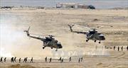 Quân đội Ai Cập tiêu diệt 2 phần tử thánh chiến ở tỉnh Bắc Sinai