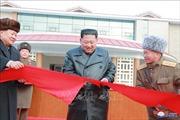 Truyền thông Triều Tiên đưa tin về hoạt động mới của nhà lãnh đạo Kim Jong-un