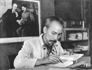 130 năm ngày sinh Chủ tịch Hồ Chí Minh: Míttinh kỉ niệm trọng thể tại Lào