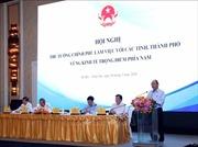 Thủ tướng: Nghiên cứu Đề án cơ chế đặc thù cho Vùng kinh tế trọng điểm
