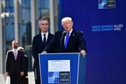 Trước hội nghị NATO, Tổng thống Trump viết thư giục đồng minh chuyện tiền nong
