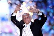 Thách thức nào đang chờ Tổng thống cánh tả Mexico Andres Obrador?
