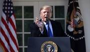 5 đối tượng có thể kiện Tổng thống Trump vì tình trạng khẩn cấp quốc gia