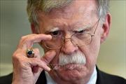Lý do Cố vấn An ninh Quốc gia Mỹ John Bolton bị sa thải