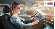Kính che nắng thông minh tự tìm mắt lái xe để che