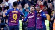 Barcelona: 6 trận thắng nữa là thành nhà vô địch
