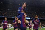 'Song sát' Messi - Suarez tỏa sáng, Barca thể hiện đẳng cấp trước Liverpool tại Camp Nou