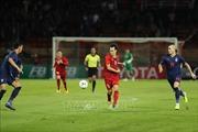 Việt Nam cầm chân Thái Lan ngay trên sân khách trong trận mở màn vòng loại World Cup 2022