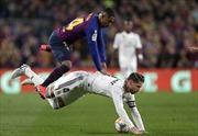 'Siêu kinh điển' giữa Barcelona và Real Madrid vẫn bất phân thắng bại