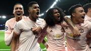 Màn lội ngược dòng không tưởng của Manchester United trước PSG