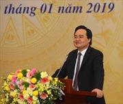 Bộ trưởng Phùng Xuân Nhạ: 'Chương trình tốt đến mấy cũng không phát huy được nếu đơn vị thực hiện chưa sẵn sàng'