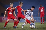 V-League đón trái bóng lăn trở lại