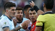 Argentina giành hạng Ba Copa America 2019 trong ngày Messi nhận thẻ đỏ