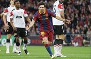 Tứ kết lượt đi Champions League 2018-2019 Man United - Barcelona: Thành - bại tại… Messi