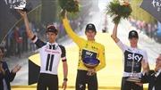 Cúp vàng giải vô địch đua xe đạpTour de France bị đánh cắp tại Birmingham