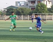 12 đội bóng tranh tài tại giải bóng đá Thanh Hóa - Cúp Huda năm 2018