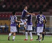 Hạ SLNA, Hà Nội lập kỷ lục 5 lần vô địch V-League
