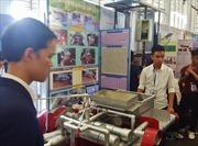 Học sinh trung học thi tài với 252 dự án khoa học, kỹ thuật