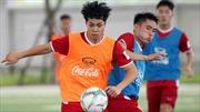 Bước chạy đà cho sân chơi lớn ASIAD 18 của thầy trò HLV Park Hang-seo