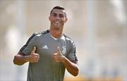 Có Cristiano Ronaldo tập cùng, đồng đội tưởng như đang mơ