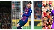 Salah, Ronaldo và Messi cạnh tranh danh hiệu Champions League