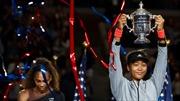 Hạ thần tượng Serena Williams, Naomi Osaka vô địch Mỹ mở rộng đầy kịch tính