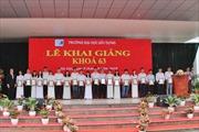 Hơn 3.200 sinh viên Khóa 63 dự lễ khai giảng Trường Đại học Xây dựng