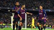 Thiếu Messi, Barcelona vẫn quá mạnh!