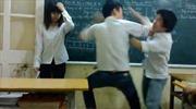 Văn hóa ứng xử trong trường học: Cái chưa đẹp lu mờ cái đẹp?