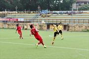 10 đội bóng góp mặt tại Giải bóng đá sinh viên Hà Nội 2018