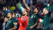 Vòng loại EURO 2020: Italy giành vé sớm, Tây Ban Nha rơi chiến thắng phút cuối