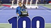 Chặng đường đưa Roger Federer cán mốc 100 danh hiệu trong sự nghiệp