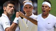 Bán kết Wimbledon 2019: Cuộc gặp của 'những gã khổng lồ'