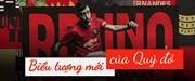 Bruno Fernandes - Biểu tượng mới của Quỷ đỏ