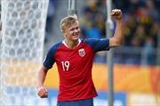 U20 World Cup: Cầu thủ Na Uy lập kỷ lục 'hat-trick của hat-trick'