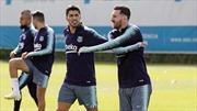 Lionel Messi trở lại không dễ dàng