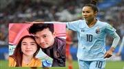 Ngôi sao tuyển nữ Thái Lan phải hoãn cưới vì COVID-19