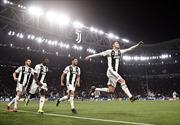 Ronaldo lập hat-trick bàn thắng đưa Juventus ngược dòng vào tứ kết