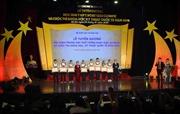 Tuyên dương học sinh đoạt giải Olympic và Cuộc thi Khoa học kỹ thuật quốc tế năm 2018