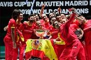 'Hoàng đế' Nadal giúp Tây Ban Nha đăng quang Davis Cup 2019