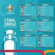 Những kịch bản từ kết quả bốc thăm VCK EURO 2020