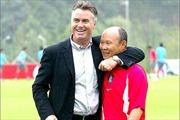U22 Trung Quốc - U22 Việt Nam: Khi HLV Park Hang-seo so tài cùng HLV Guus Hiddink