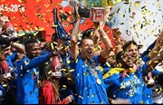 Đội bóng châu Âu đầu tiên vô địch sau khi giải đấu 2019 - 2020 bị hủy vì COVID-19