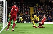 Liverpool thua trận đầu tiên của mùa giải sau 27 trận bất bại